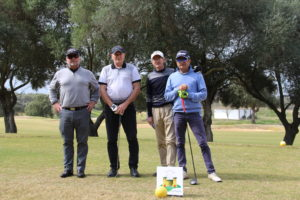 golf en Cádiz