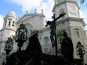 que hacer en semana santa en Cádiz