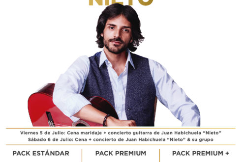 concierto juan habichuela concierto cartel flamenco sevilla cadiz malaga
